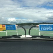 car ferry tynnig